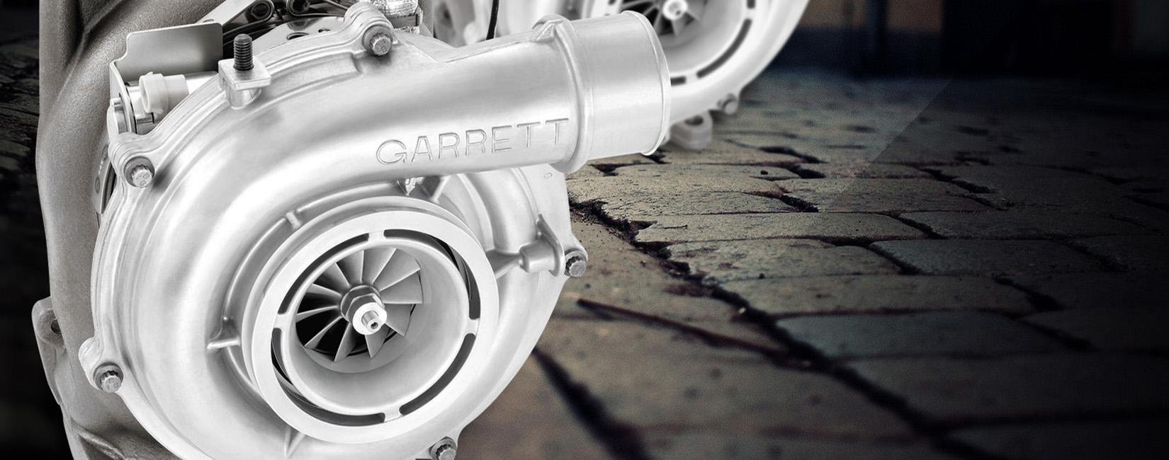 Naprawa turbosprężarek